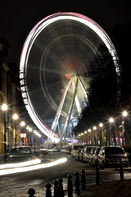 Brüsszel éjjel