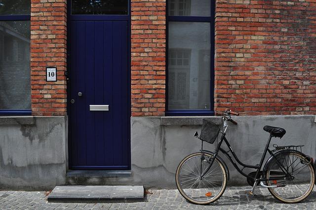 Kerékpárral Brüsszelben