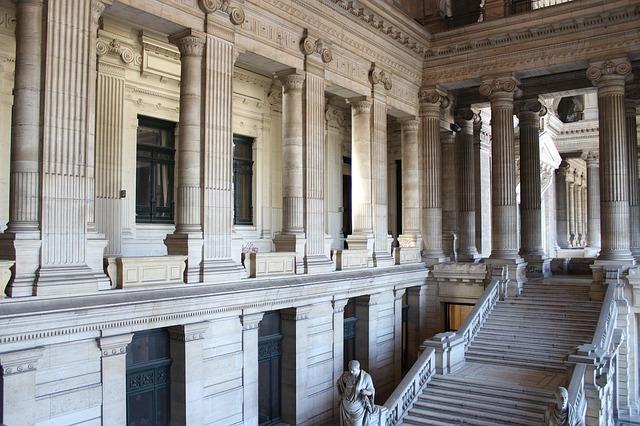 Palais de Justice - Brüsszel